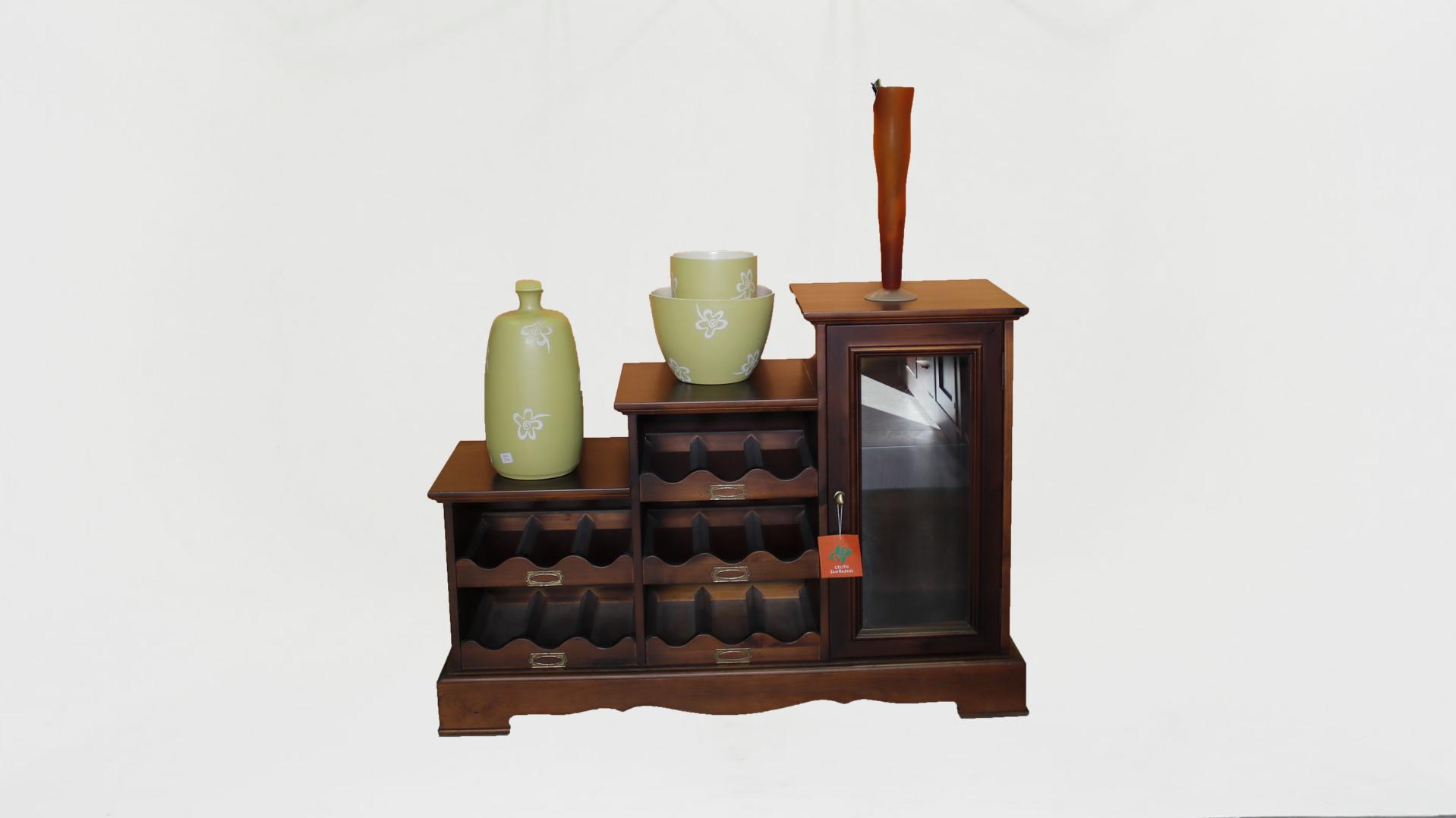 Mueble Bar_y_botelleros Muebles San Rafael # Muebles Botelleros