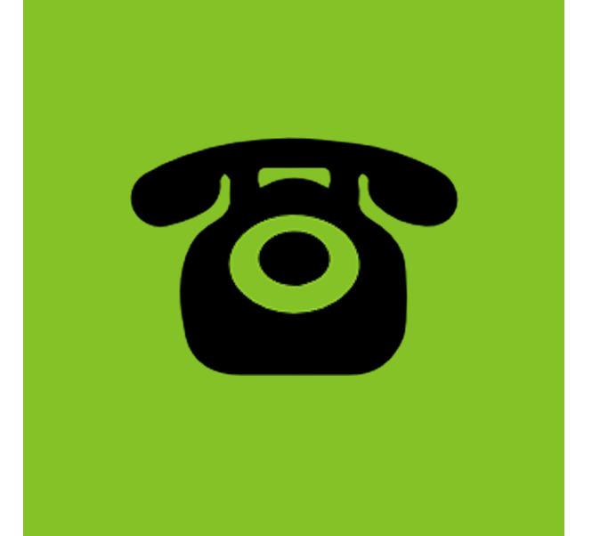 CONTACTA POR TELEFONO